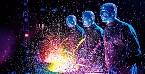 Photo of Performing Arts Venue Blue Man Group at 434 Lafayette St, New York, NY 10003, United States