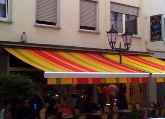 Eiscafé De Lazzero in Homburg
