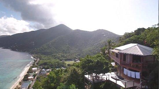 West End, Tortola: Turtle Dove Villa