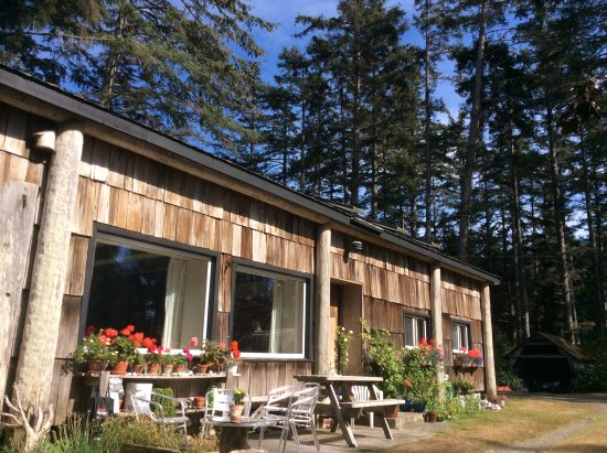 Tlell, Kanada: Rooms with ensuite. Watch for Yoga and Art Retreats.