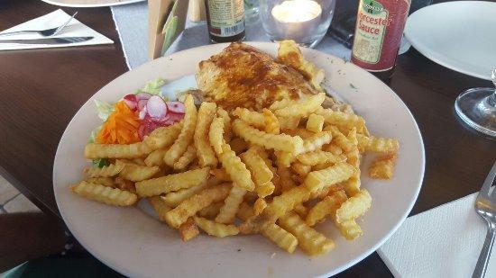 Augustusburg, Γερμανία: Gaststatte Hockericht