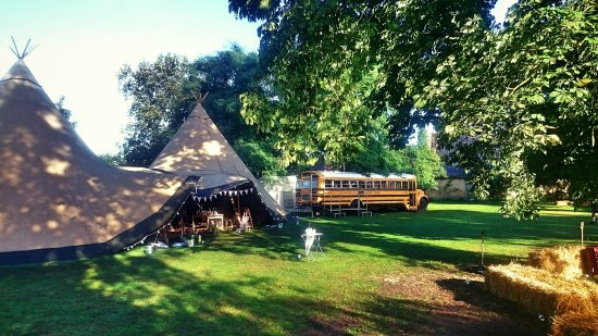 Thompson, UK: Awesome wedding beauty spot