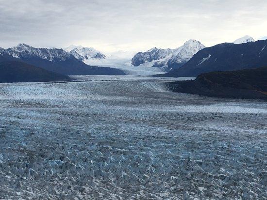 Willow, Alaska: Knik Glacier