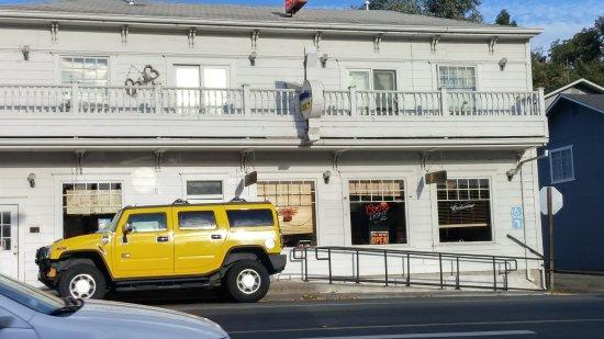 Hopland, CA: Street View