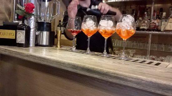 Hopera Cafe Novecento: Cocktail 1