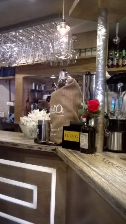 Hopera Cafe Novecento: Interno caffè