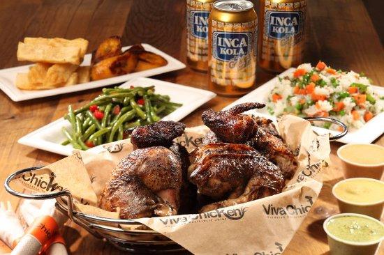 viva chicken charlotte 4500 park rd restaurant reviews photos rh tripadvisor com