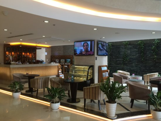 EdenStar Saigon Hotel: 로비