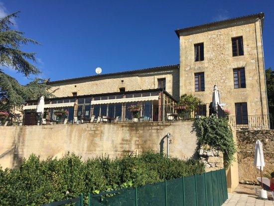 Restaurant Chateau De Sanse