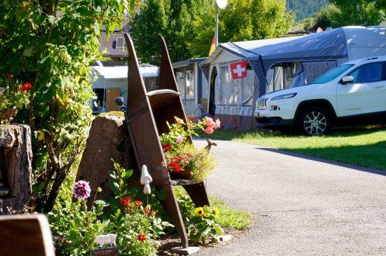 Bad Rippoldsau, Allemagne : So schön ist Camping