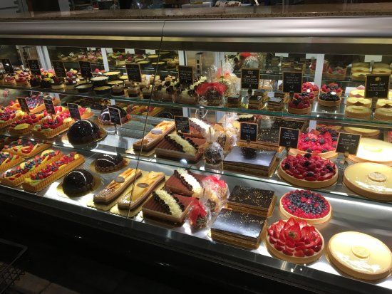 Wegmans Market Cafe desserts and cakes Picture of Cafe at