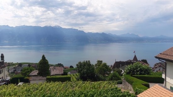 Grandvaux, Suiza: Lake View
