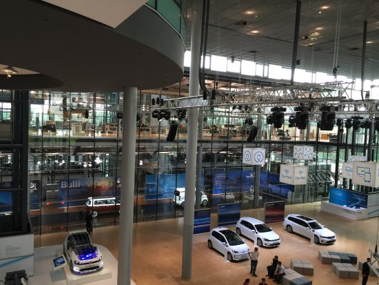 The Transparent Factory of Volkswagen : photo6.jpg