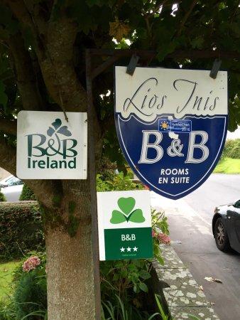 Lios Inis B&B : photo1.jpg