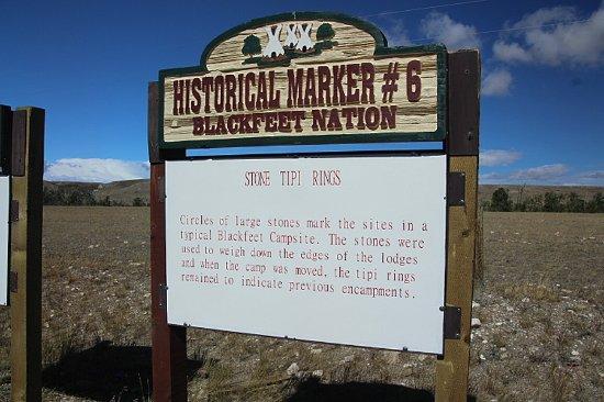 Foto de Blackfeet Indian Reservation