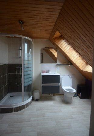 Huisnes sur Mer, Frankrike: il bagno
