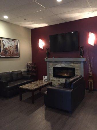 Innisfail, كندا: Fireside Restaurant
