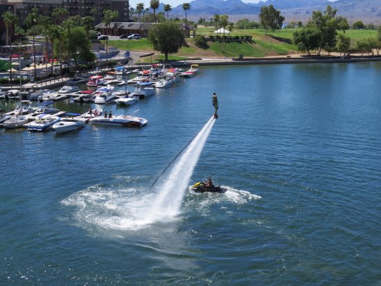 Lake Havasu City, AZ: Best activity there besides being in a boat?