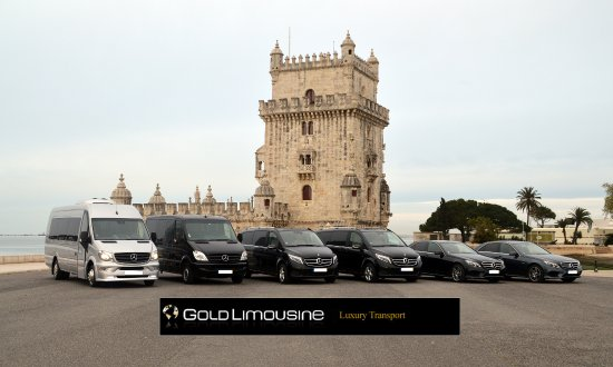 GOLD LIMOUSINE - Luxury Transports