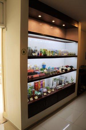 Desertika Spa: Contamos con los mejores productos especialmente para ti