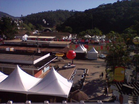 Cordeiro, RJ: parque de exposições