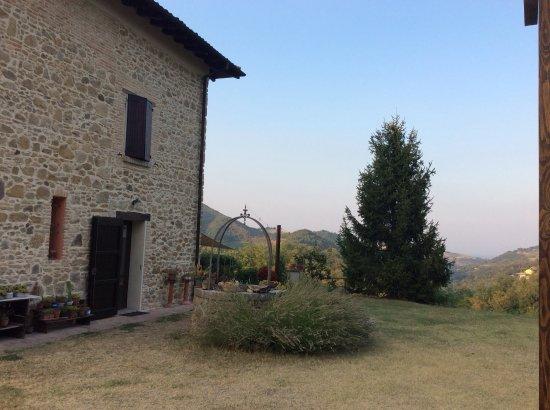 Monte San Pietro, Italien: House and view