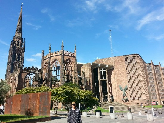 ‪Coventry Cathedral‬