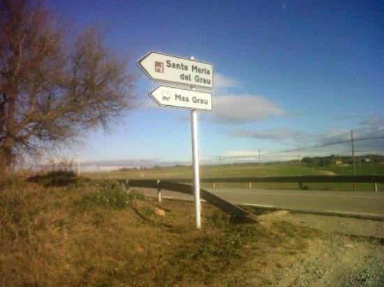 Fonollosa, Spain: Cartel