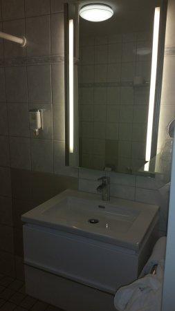 Neubrandenburg, Niemcy: bathroom