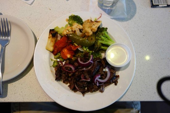 Exceptional Cedars Mediterranean Kitchen: Lamb Shawarma