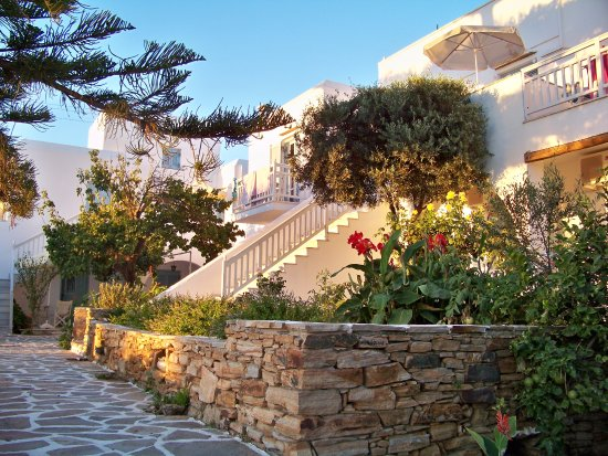 Agios Prokopios, Greece: Hotelanlage