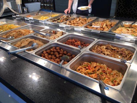 buffet picture of wok grill torcy tripadvisor rh tripadvisor co uk