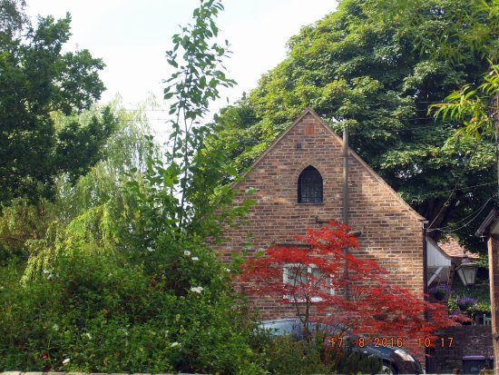 Jackfield, UK: Calcutts House