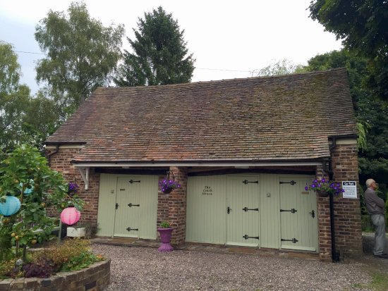 Jackfield, UK: Calcutts House - the stable bloc