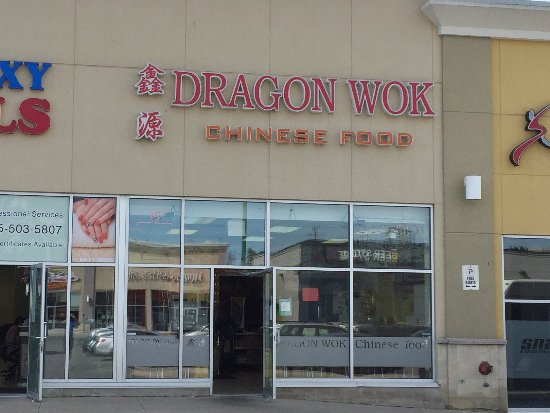 Big Bay Point Location Considently Excellent And Fresh Dragon Wok Barrie Traveller Reviews Tripadvisor