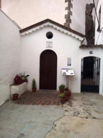Кальдес-д'Эстрак, Испания: Entrada