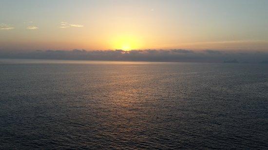 Punta Rasa: Bellissimi tramonti a pochi passi