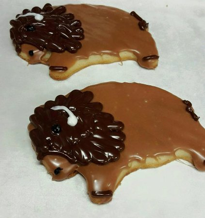 Lancaster, Nova York: Buffalo Cookies