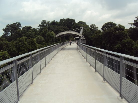 Fort Siloso Skywalk