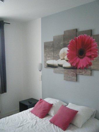 Cuiseaux, Frankrike: la chambre a été rénovée depuis peu