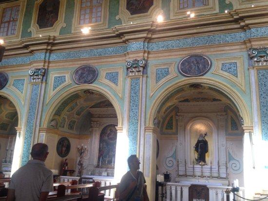 Nardo, إيطاليا: Stucchi policromi