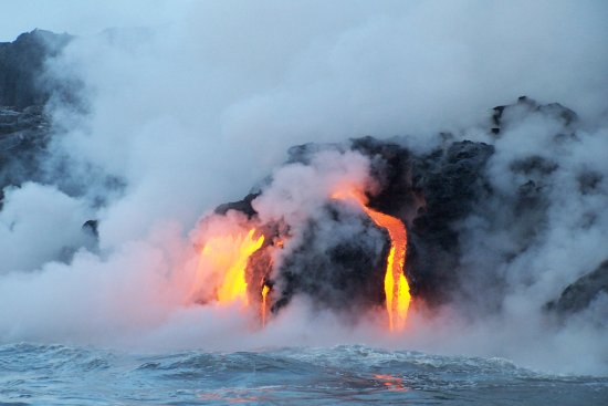 Pahoa, HI: Mahalo Ikaika & Andrew, amazing crew, stunning views