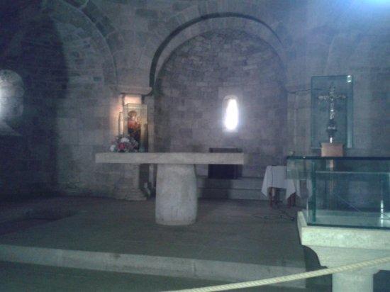 Porqueres, Spanien: Interior