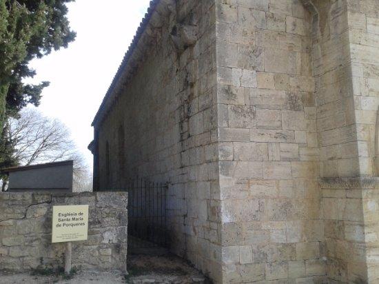 Porqueres, Spanien: Vista lateral