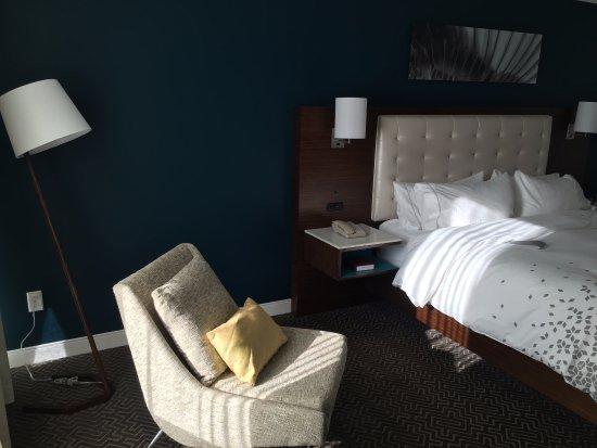 Rutherford, نيو جيرسي: Standard King Room