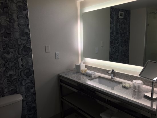 Rutherford, NJ : Standard King Room - Bathroom