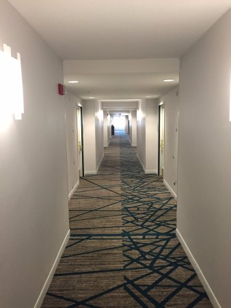 Rutherford, NJ : Hallways