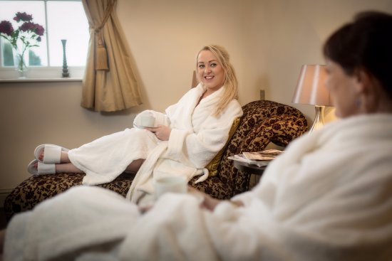 Hazlewood, UK: Relaxation room