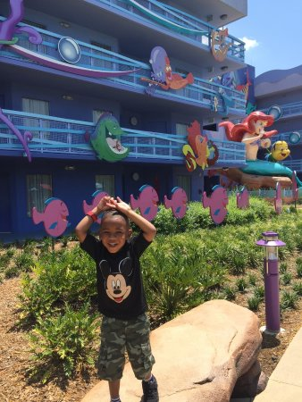Disney's Art of Animation Resort Φωτογραφία