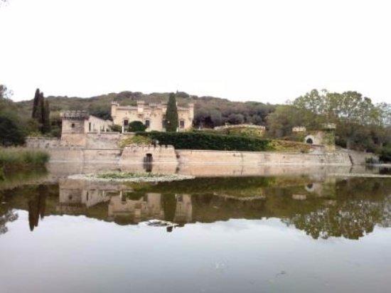 Arenys de Munt, إسبانيا: Lago